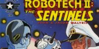 Robotech II: The Sentinels Book 4 2: No Man's Land