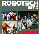 Robotech Art 3: The Sentinels