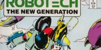 Robotech: The New Generation 1: The Invid Invasion