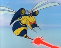 Buzz-Bomber in SatAM