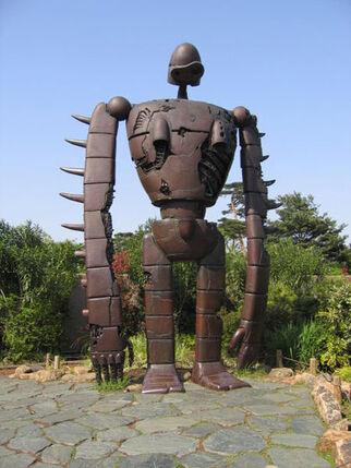 Laputa-robot-ghibli-museum