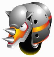 180px-Sonic3&K Badnik Rhinobot