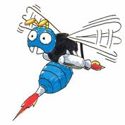 Buzz Bomber (Sonic 1)
