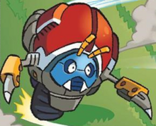 Moto Bug (Sonic Archie Comic)