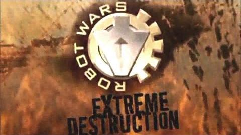 ROBOT WARS Extreme Destruction Xbox Game Review Votesaxon07