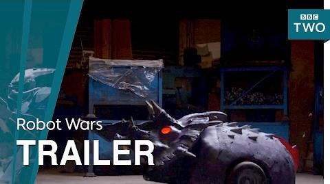 Robot Wars Series 9 Teaser Trailer - BBC Two