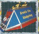Kronic the Wedgehog