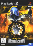 Arenas of Destruction PS2 Australia