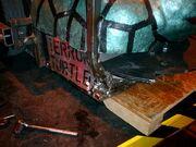 Terror Turtle Damage