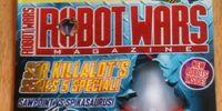 Robot Wars Magazine/Issue 18