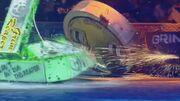 The Grimreaper vs Gyrobot