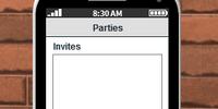 Parties App
