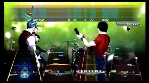The Beautiful People - Marilyn Manson Expert (All Instruments Mode) Rock Band 3