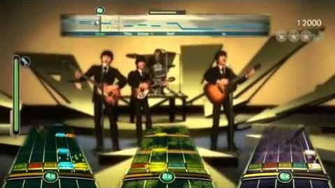 A Hard Day's Night - OMB (One Man Band) FC 100% Expert - The Beatles Rock Band