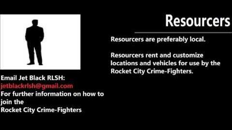 Rocket City Crime-Fighters 101