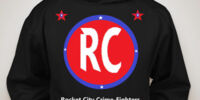 Rocket City Crime-Fighters Hoodie