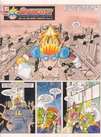 File:Sparkster Last of the Rocket Knights Page 26.jpg