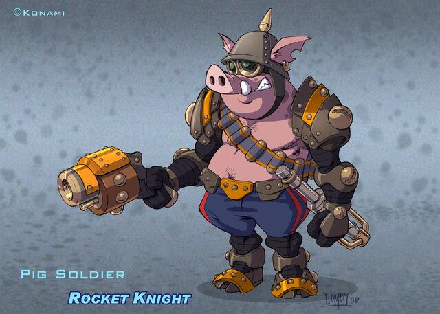 File:Pig Soldier by Peter Lumby.jpg