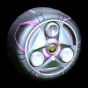FGSP wheel icon pink