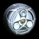 FGSP wheel icon titanium white