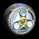 FGSP wheel icon orange