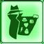 Trade Secret trophy icon