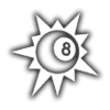 Pool Shot points icon