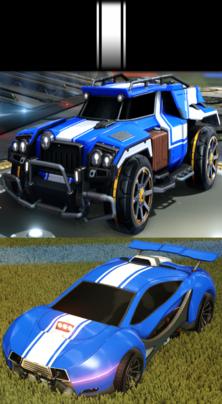 Stripes 3 decal premium