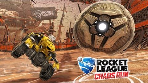 Rocket League - Chaos Run DLC Trailer