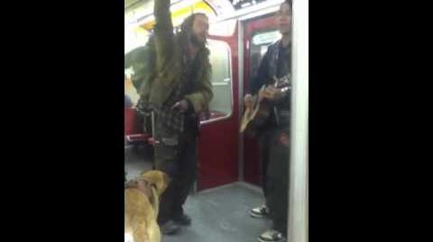 Subway entertainment