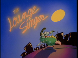 The Lounge Singer