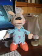 Rocko doll by rockowallabyclub7