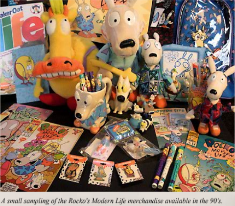 File:Rocko's modern life collection.png