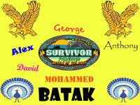Batak Flag