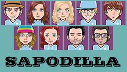 Sapodilla Tribe with name