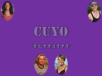 Cuyo Flag