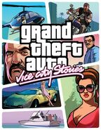 GTA Vice City Stories PSP boxart