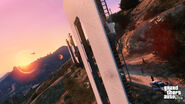Trevor Climbing the Vinewood Sign