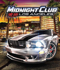 Midnight Club-Los Angeles