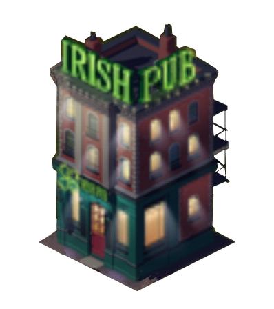 File:Irish Pub at Night.jpg
