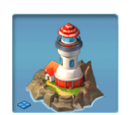 Lighthouse of luck