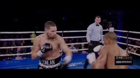 CREED Adonis Creed vs. 'Pretty' Ricky Conlan (4K HD) - Part 1
