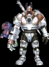 Deego longardian armor