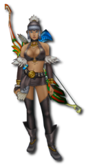 Lilika star traveler's outfit