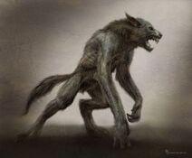 WerewolfCaspian-werewolf-artwork