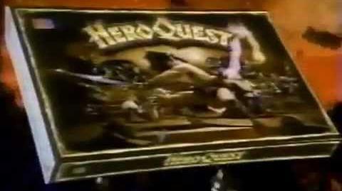 HeroQuest 1991 Commercial
