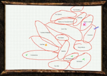 Pyrrhinor map from stream