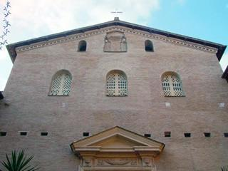 File:Santa Prassede facade.jpeg