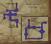 Yassi Cavern map