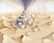 Desert Megalith